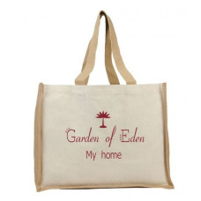 "Bag ""Garden Eden - My home"""